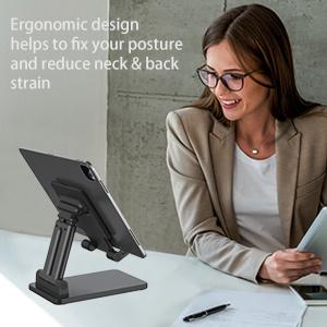 Ergonomic Design Phone Dock