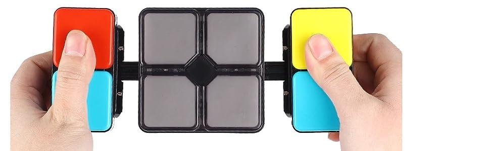 electronic rubiks cube