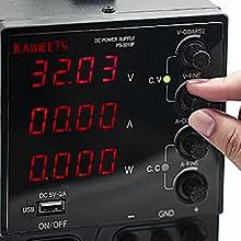 high precision power supply