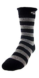DG Hill Black Thermal Socks
