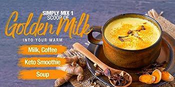 ashwagandha root powder superfood blend ginger supplement organic organic milk turmeric mix blend