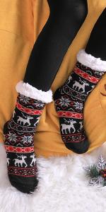 Women's Warm Slipper Socks
