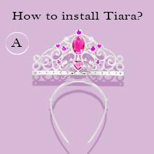 girl dress up,kid play jewelry,princess jewelry,girls jewelry,princess toys,disney princess toys