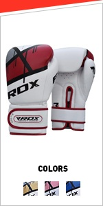 Boxing Gloves for Training Muay Thai Maya Hide Leather Mitts for Fighting,