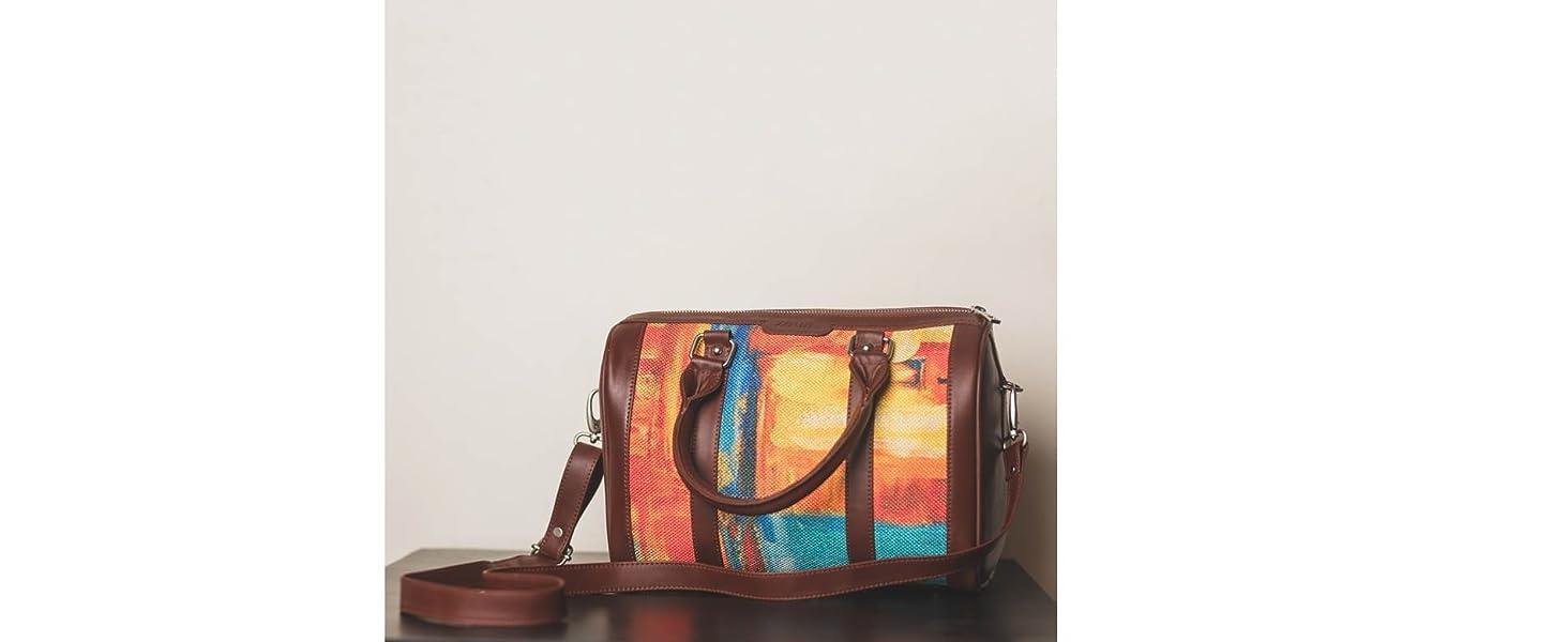 abstract amaze handbag
