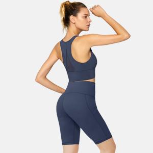 navy blue biker shorts for women