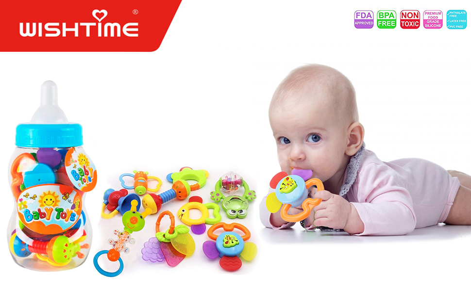 Soft Cloth Baby Learning Book Kid Child Intelligence Development Play Reading LC