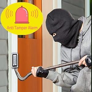 Anti Tamper Alarm