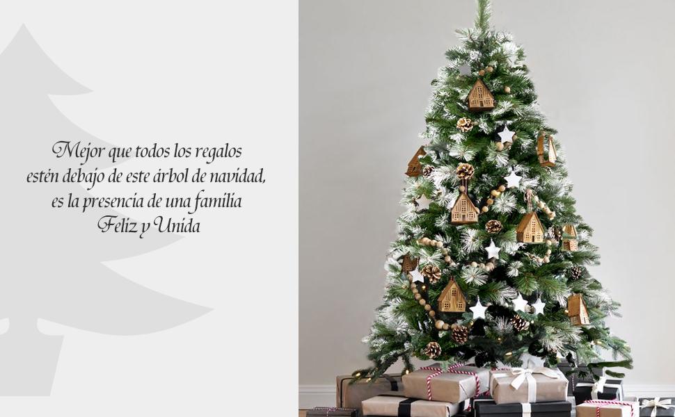 Árbol de Navidad Artificial de Pino Maxi-Relleno Arboles