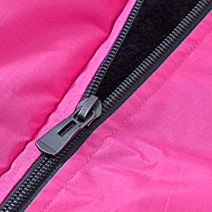 Solid and Durable Zipper