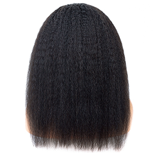 long wig yaki straight lace front wigs