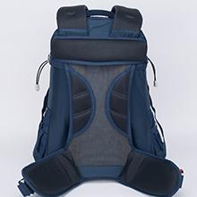3D Air-Flow mesh breathable back support provide excellent ventilation and easing burden