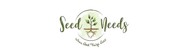 Seed Needs
