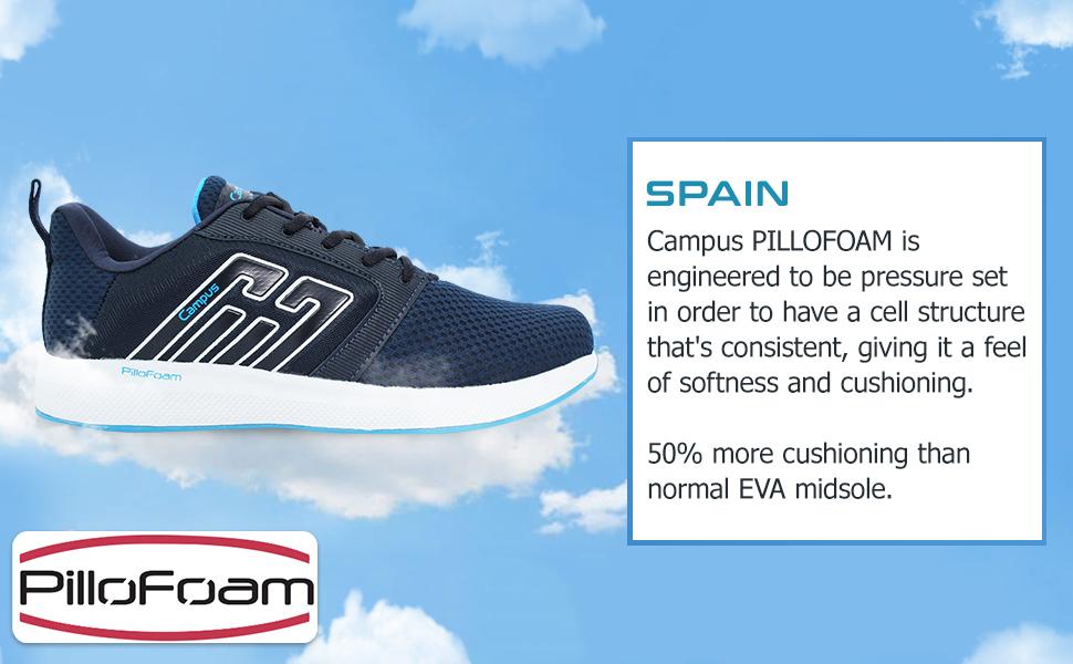 Spain PilloFoam