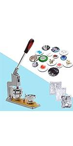 button maker machine