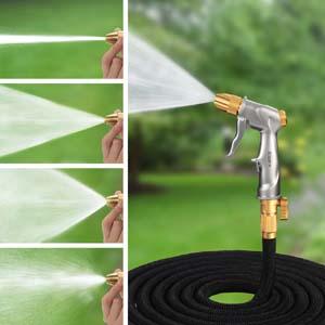 4 spraying modes
