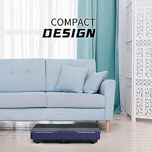 Compact Design