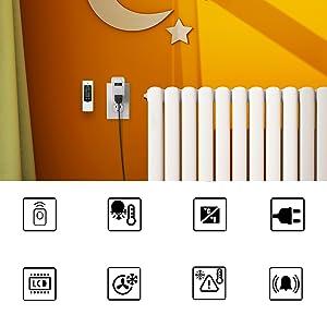 thermostat plug