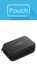 electronic accessories case