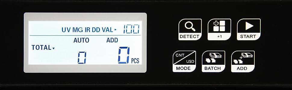 bc-1100 control panel