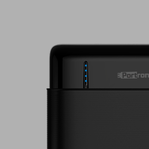 Portronics Power PRO 20K 20000mAh Power Bank with Dual Output and Dual Input I Fast Charging