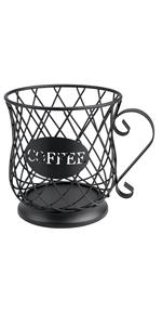 K cup Holder Black