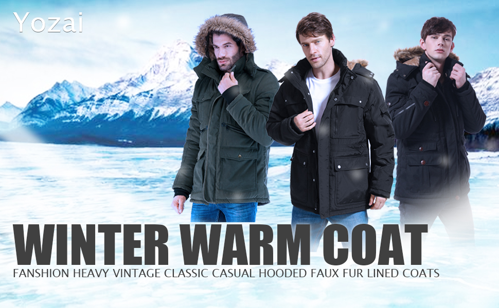 Keep you warm in weather 5 F°