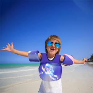 Kids Swim Jacket Vest for Children