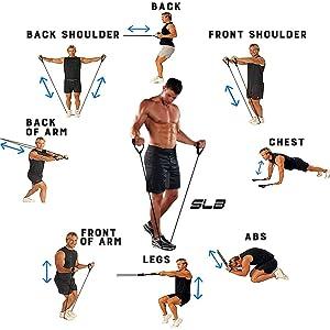 multi workout