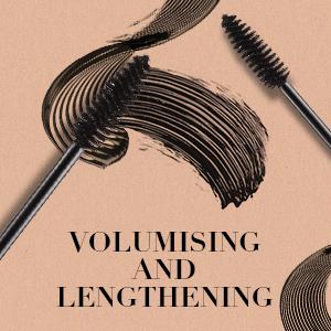 Dazller Volumising Mascara, Dazller Lengthening Mascara