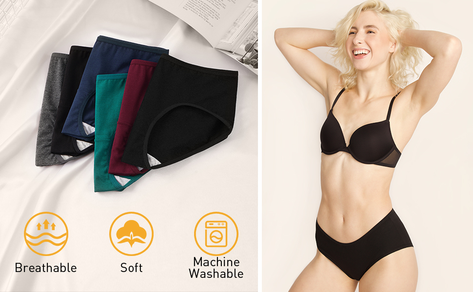 hipster panties for women cotton