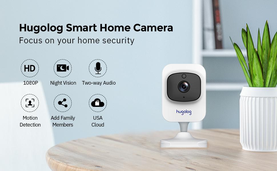Hugolog Home Camera