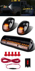 Cab Marker lights