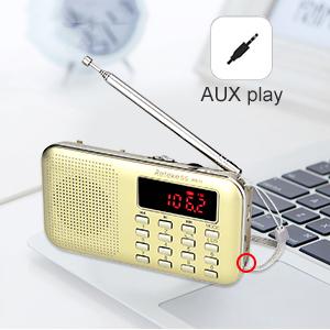 retekess PR11 AM FM radio