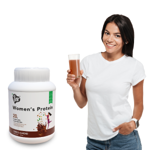 plant based women drink protein powder for women chocolate shake for weight loss