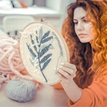 6 Pieces Embroidery Hoop