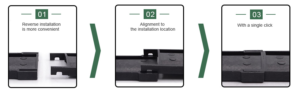 Ball Return System Installation