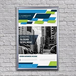 Office frames 1.25 profile, Notice frame, Snap frames 22x28, Business frames,  18x24 picture frame