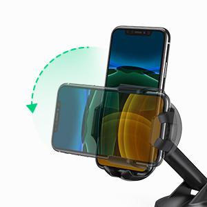 cell phone holder mount