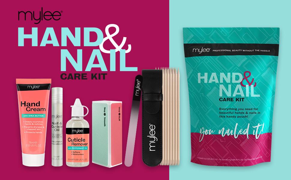 hand nail care kit