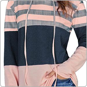 tunic hoodie for women