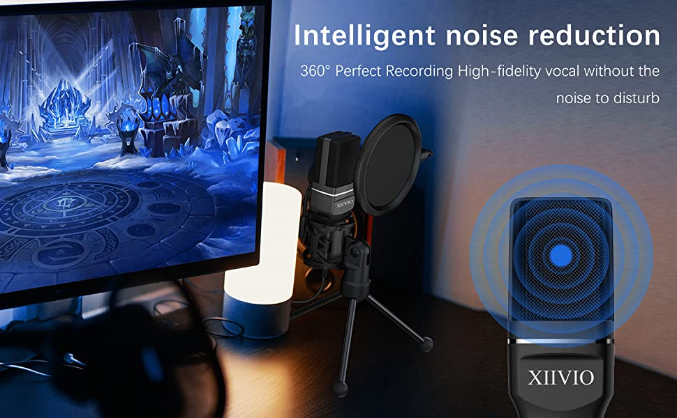 Intelligent noise reduction
