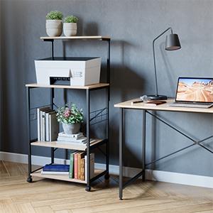 display shelves,baker rack