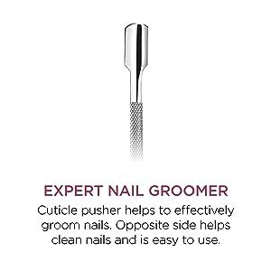 Nail Groomer, Cuticle Pusher