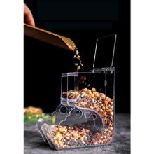Pet Automatic Feeder guinea pig feeder guinea pig bowl for food hamster food bowl hamster playpen