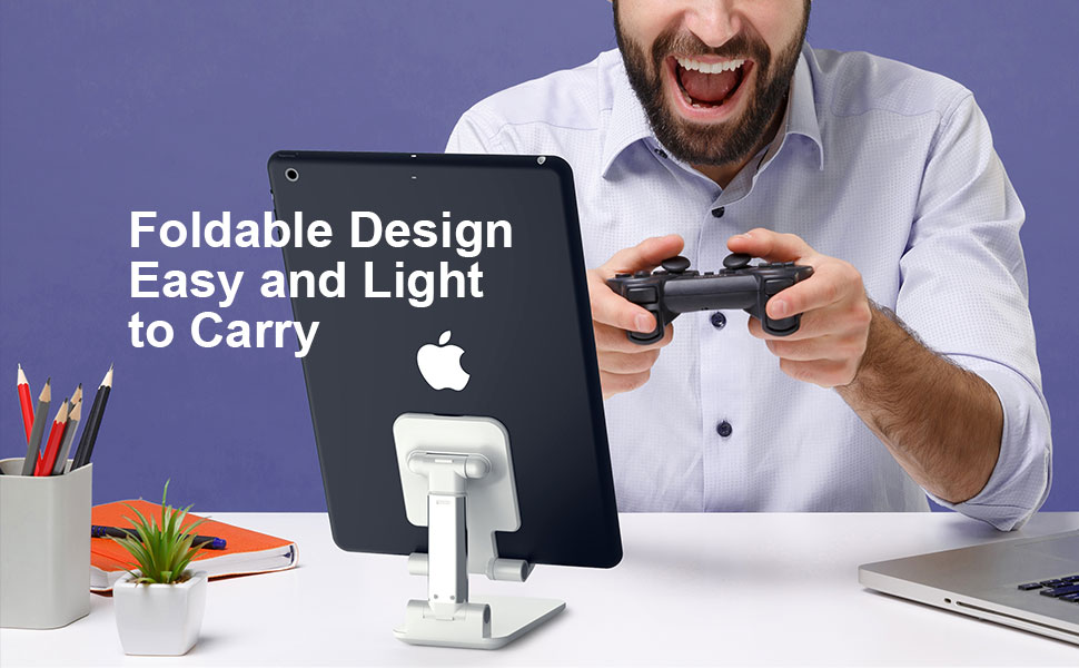 cell phone stand holder tablet stand phone stand for desk cute desk accessories cell phones holder