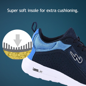 Super Soft Insole For Extra Cushioning
