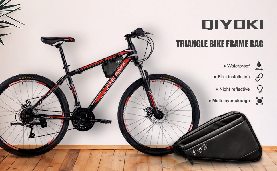 Bike Triangle Bag A+