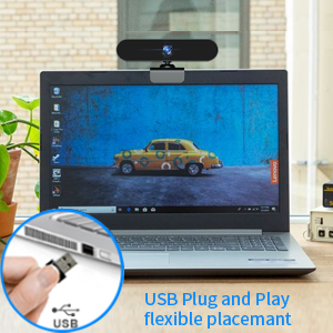 plug and play computer webcam