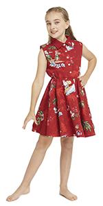 Hawaii Hangover Siblings Kinds Boy Girl Matching Sets Christmas Santa Pattern